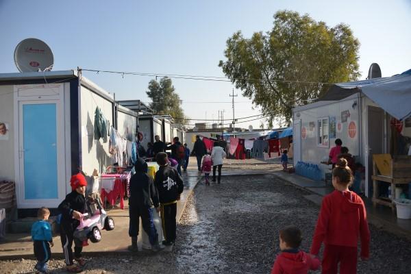 Refugee Complex