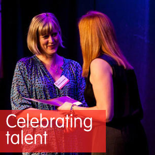 Celebrating UWE talent