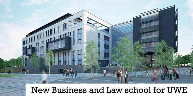 New Business and Law school for UWE